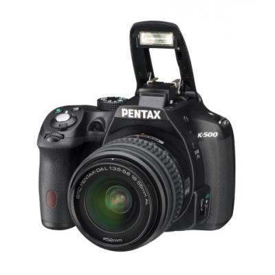 Pentax K500