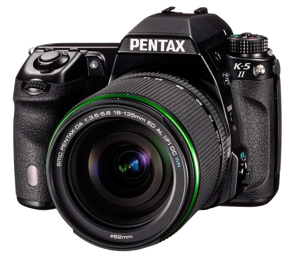 Pentax K5 II