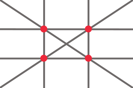 Fotografare Usando le Diagonali