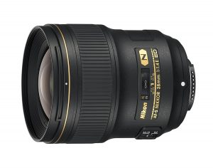obiettivo nikon 28mm f1.4
