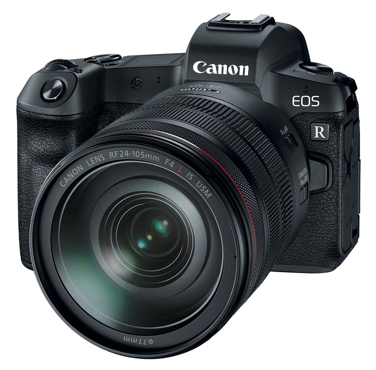 Canon EOS R, la Full Frame mirrorless di Canon