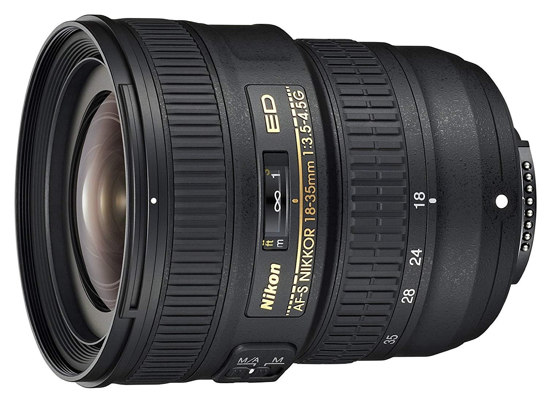 Nikon AF-S Nikkor 18-35mm