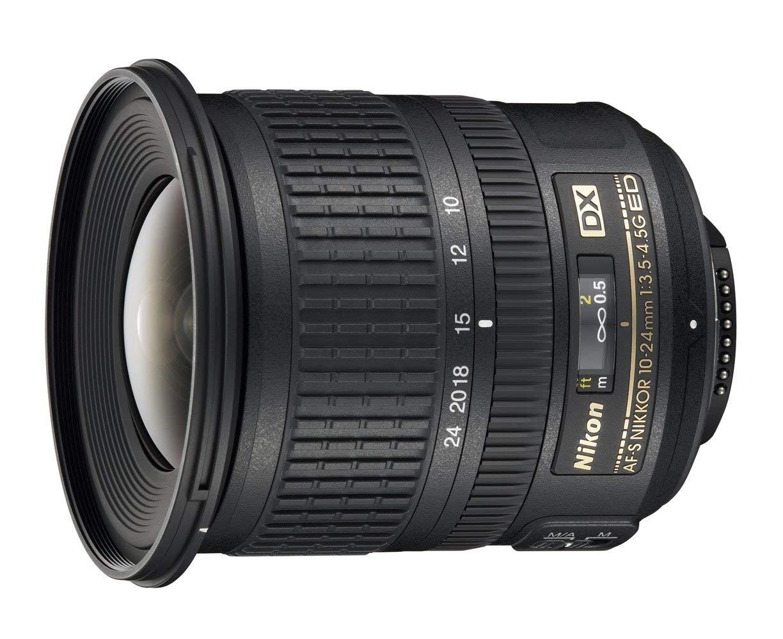 Nikon AF-S Nikkor DX 10-24mm