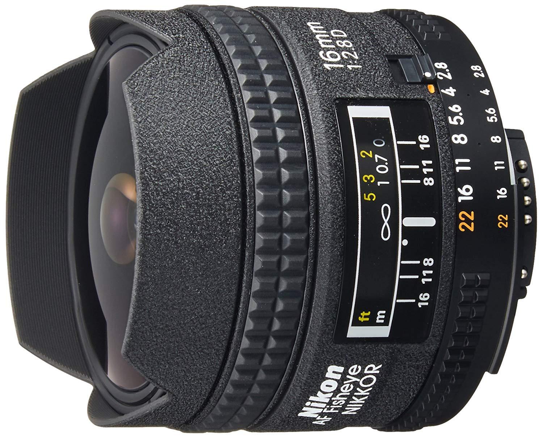 Nikon Fisheye 16mm