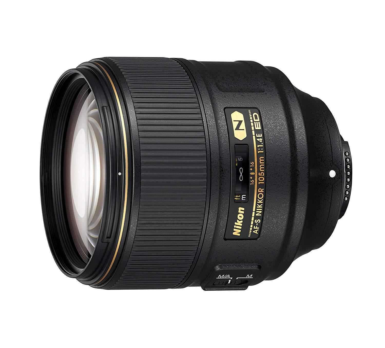 Nikon Nikkor AF-S 105 mm f1.4E
