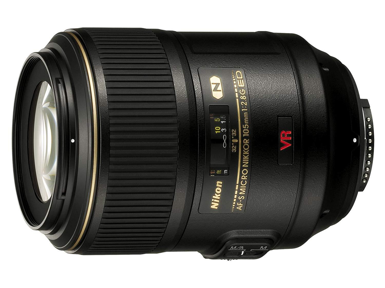 Nikon Nikkor AF-S 105mm