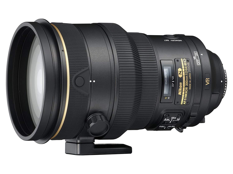 Nikon Nikkor AF-S 200mm