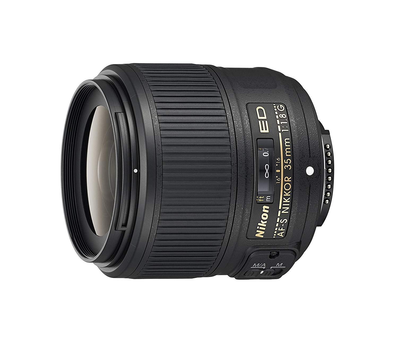 Nikon Nikkor AF-S 35mm G ED FX