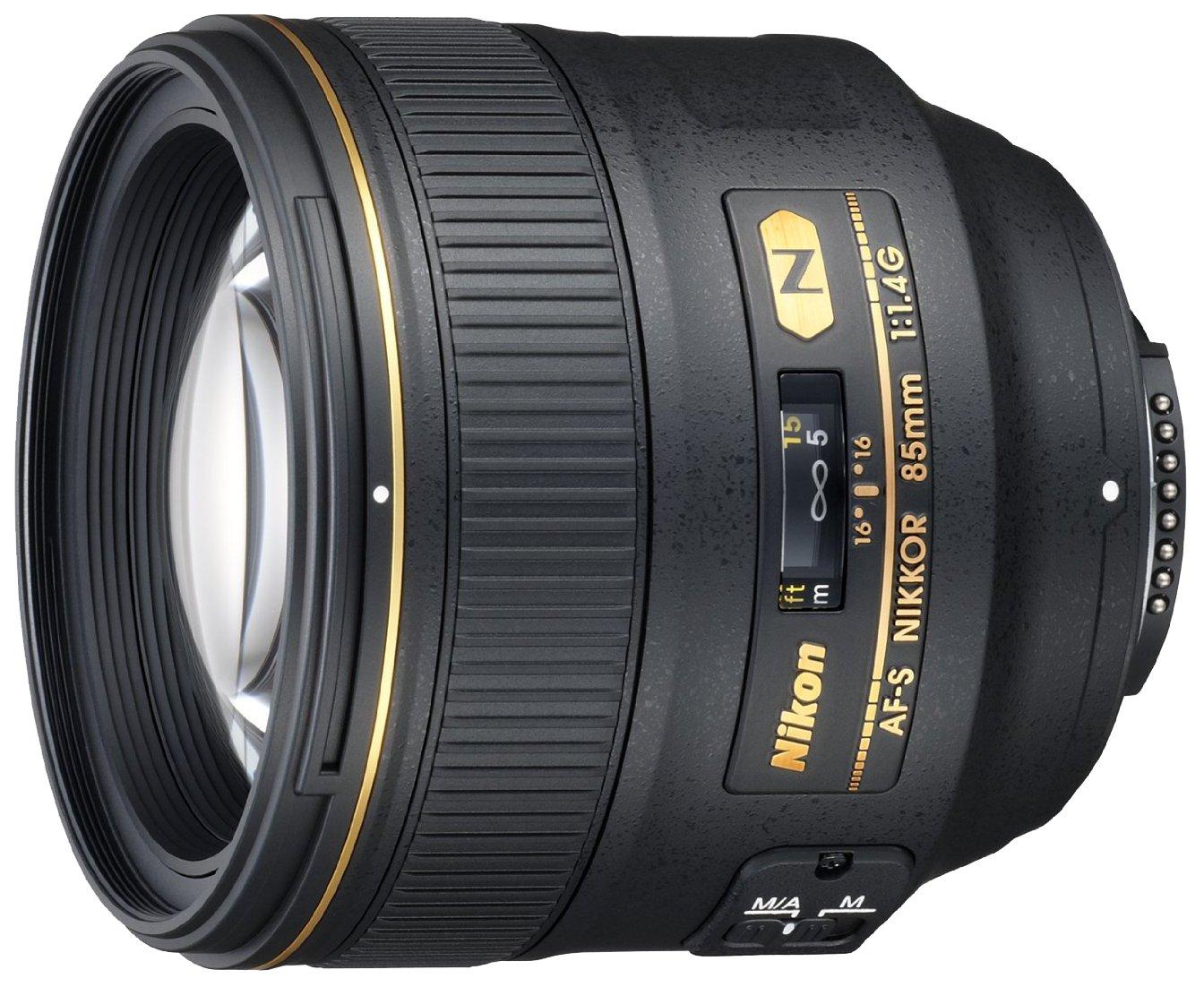 Nikon Nikkor AF-S 85mm f1.4