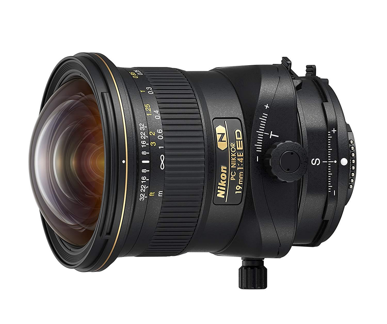 Nikon PC Nikkor 19mm decentrabile