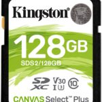 Kingston Canvas Select Plus 128GB